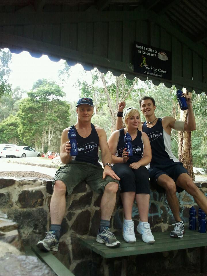 1000 steps in ferntree gully